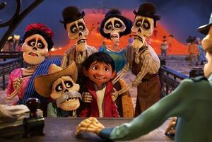 Концерт гурту «Вагоновожатые», фестиваль віскі та новий мультфільм Pixar
