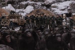 Нова «Планета мавп», Кураж Базар і вісім вечірок вихідних