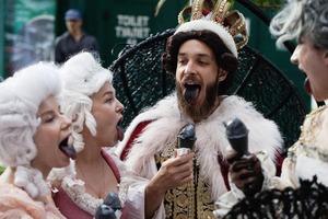 Віллем Дефо на Netflix, новий альбом Gogol Bordello і спін-оф Uncharted