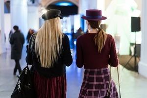 Стильні гості Ukrainian Fashion Week (частина 3)