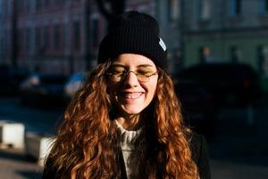 Зима у місті: стильні люди на вулицях Києва