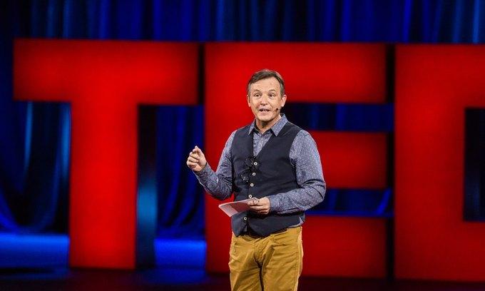 Кріс Андерсон куратор TED, бізнесмен