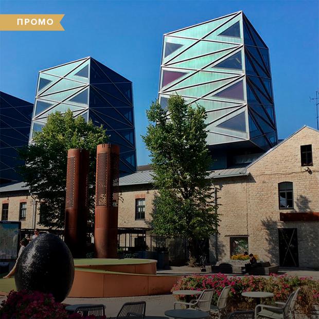 Як старий промисловий квартал став сучасним бізнес-районом? Ось історія редевелопменту в Таллінні — Чотири історії про редевелопмент на The Village Україна