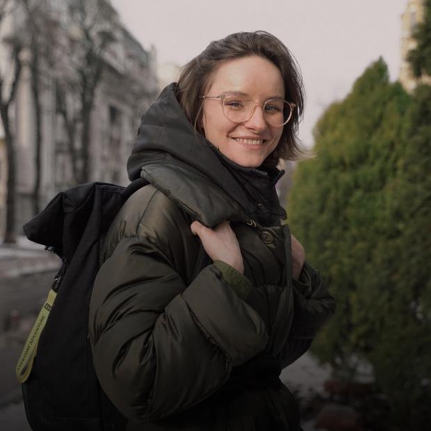 Наталія Макодрай, 28 років, лікарка-педіатр  — Зовнішній вигляд на The Village Україна