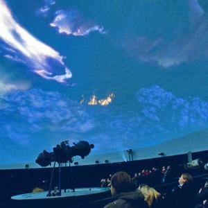 Atmasfera 360: Сферическое кино, игры на сенсорных панелях и шоколадные телескопы — Ситуація на The Village Україна