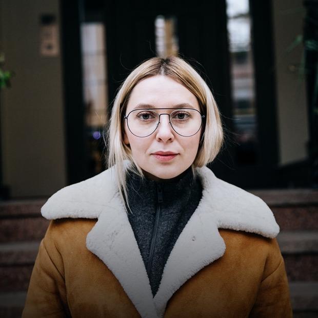 Дарія Беспалова, 33 роки, співвласниця Hello Glasses