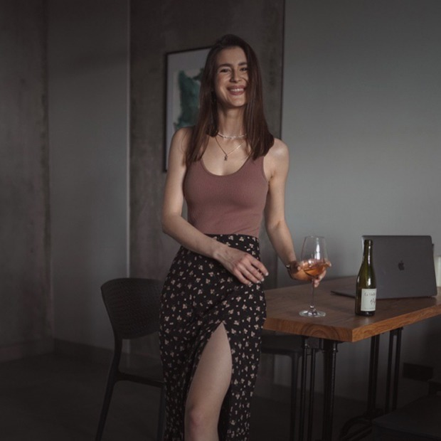 Даша Харченко, 27 років, блогерка