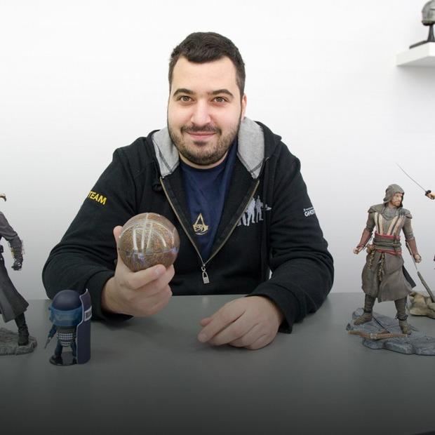 Ubisoft Kiev: як розробляти Assassin's Creed у Києві і вирости вдесятеро — Власники на The Village Україна