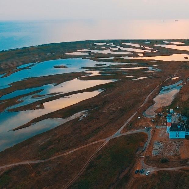 Дива України: 5 красивих місць Приазов'я