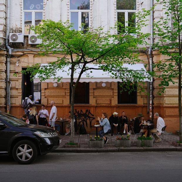 50 літніх майданчиків Києва