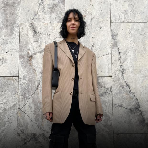 Альоша WTF, 28 років, гостьова менеджерка у «Редкая птица», співзасновниця бренда Bottomline