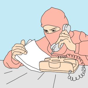 Есть вопрос: Как наказывают телефонных хулиганов? — Є питання на The Village Україна