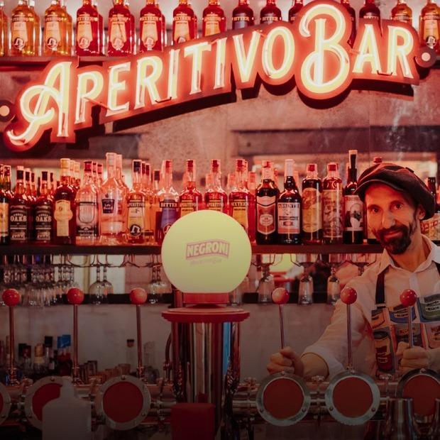 Демократичні коктейлі в Negroni Aperitivo Bar на Ярославовому Валу