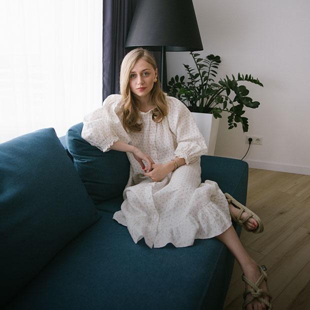 Софія Дутчак, 23 роки, маркетинг-менеджерка, координаторка SMM та influence-напряму в ЦУМі