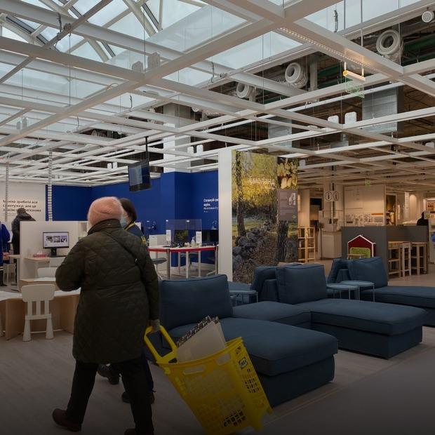 IKEA відкрила перший магазин в Україні: уже є 5000 товарів, згодом будуть мітболи