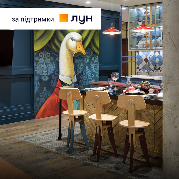 Гусак у трикімнатній квартирі на Мінському масиві — Квартира тижня на The Village Україна
