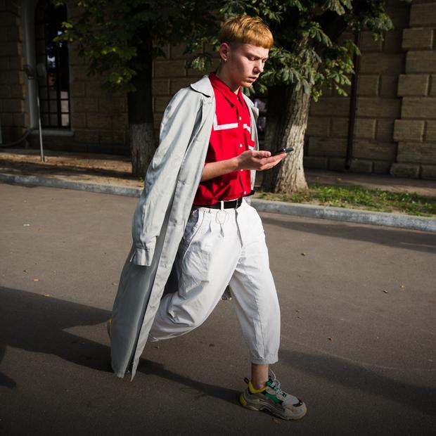 Хто прийшов на Ukrainian Fashion Week 2018 (частина 2) — Зовнішній вигляд на The Village Україна