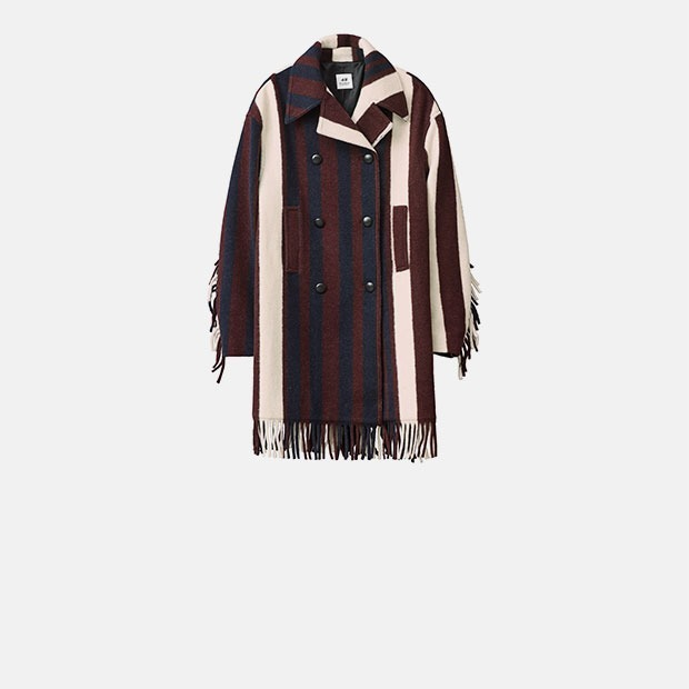 Пальто з бахромою від H&M Studio — Покупка тижня на The Village Україна