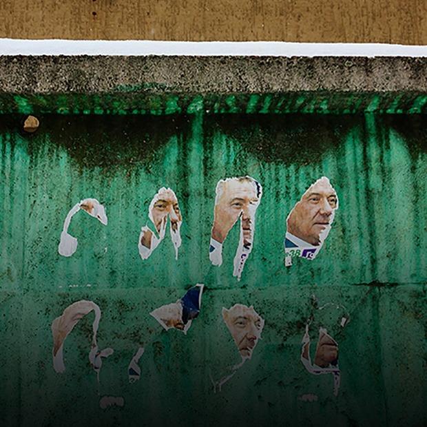 Камера спостереження: Юля Червінська знімає «сліди» у Києві
