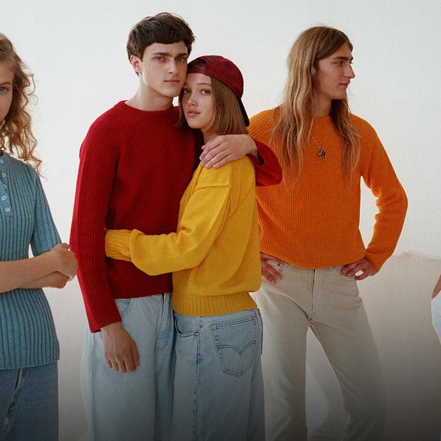 Яскравий светр від українського бренда Feb  — Покупка тижня на The Village Україна