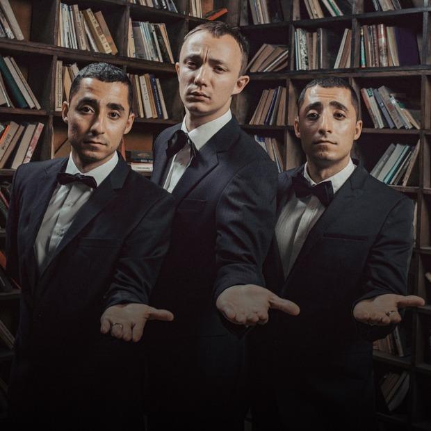 Ми поставили гурту «Курган & Agregat» запитання – вони відповіли цитатами з нового альбому — Інтерв'ю на The Village Україна