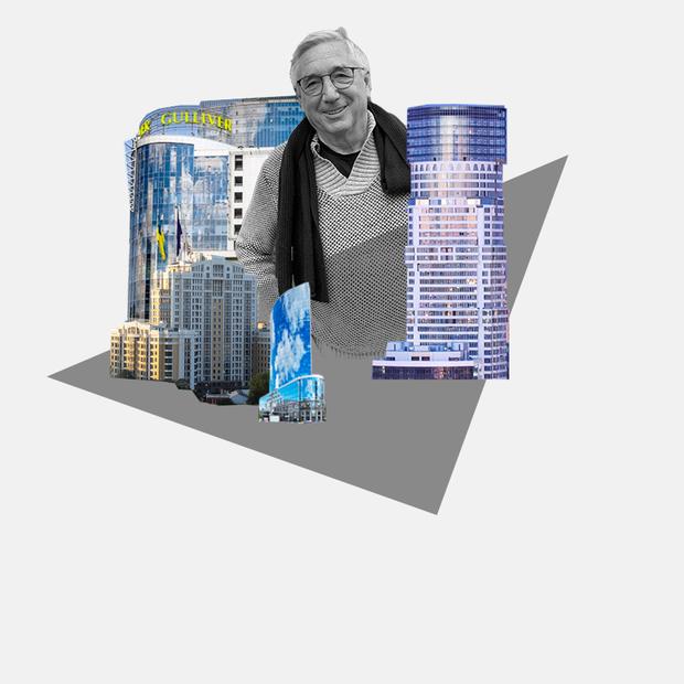 Цей архітектор побудував «Парус» і Hyatt. Ми запитали, чи мучить його «архітектурна совість»