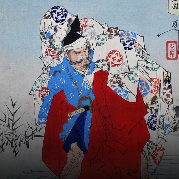 Екранізація Агати Крісті, Бенджамін Клементайн і японський сад у Мистецькому Арсеналі