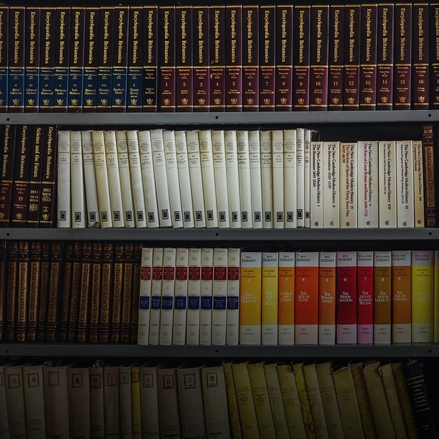 Гід бібліотеками Києва