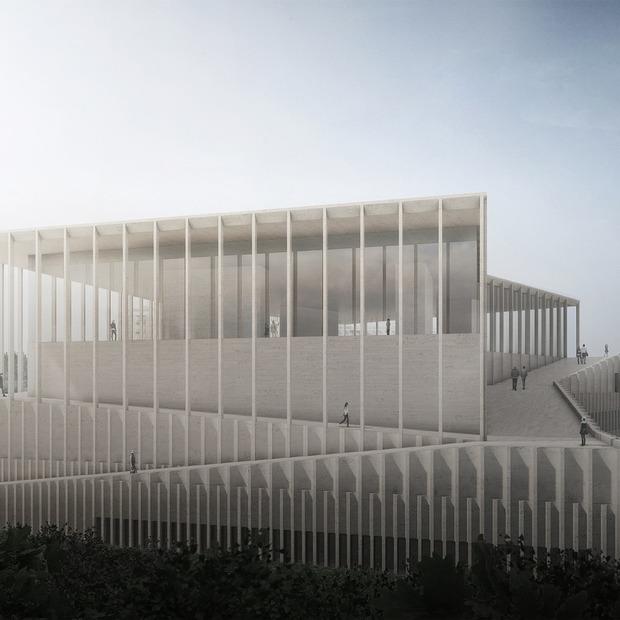 Яким буде «Музей Революції Гідності»