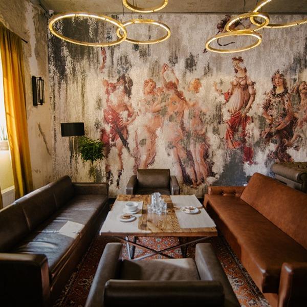 Сocktail-espresso bar «Душа» на Льва Толстого  — Нове місце на The Village Україна