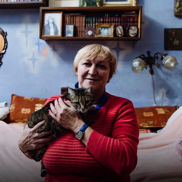 Я живу в старовинному будинку на Контрактовій — Де ти живеш на The Village Україна