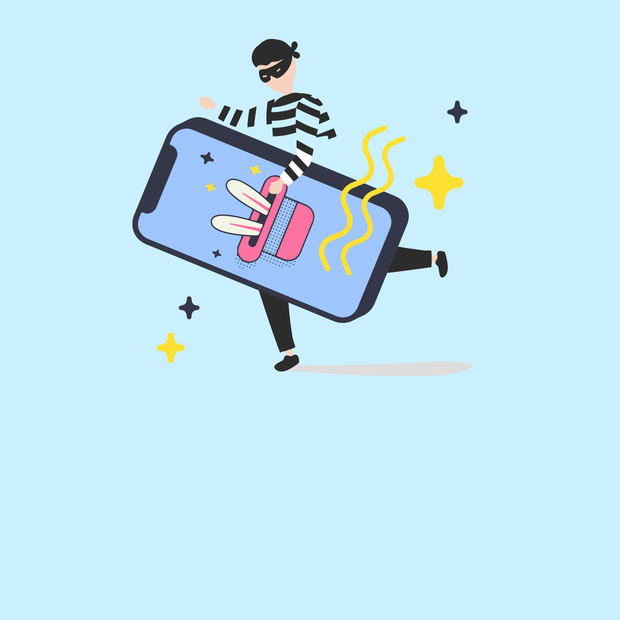 Що робити, якщо у вас вкрали телефон