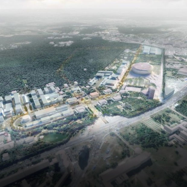 Людина в центрі: Концепція розвитку ВДНГ до 2056 року  — Громадський простір на The Village Україна