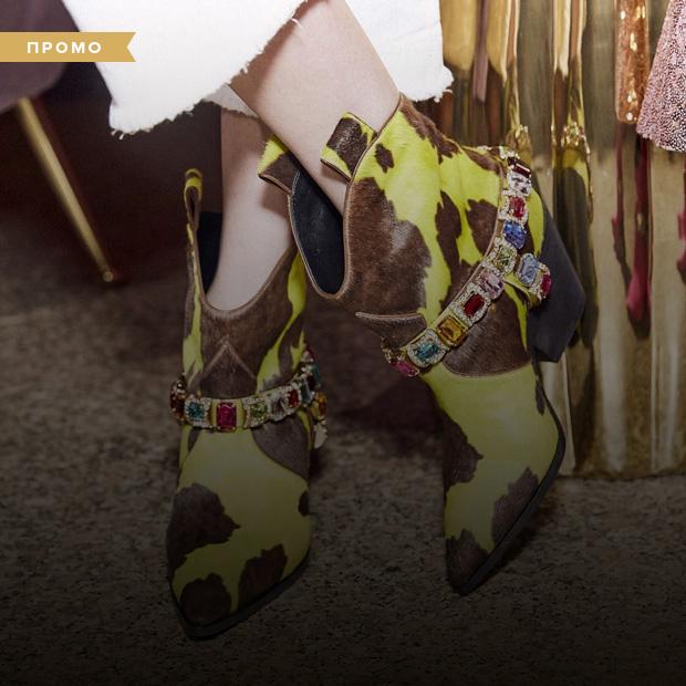 Дикий Захід на кожен день:  9 пар ковбойських черевиків на будь-який смак — Промо на The Village Україна