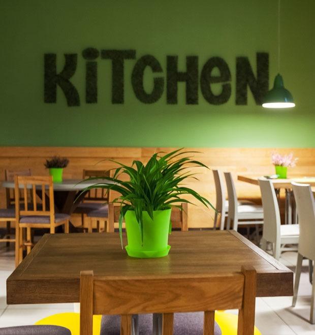 Новое место (Киев): Kitchen — Ресторани на The Village Україна