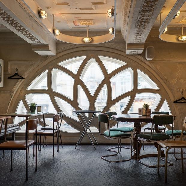 Тель-Авів у Києві в ресторані Adelle — Нове місце на The Village Україна