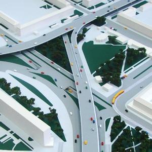 На Ленинградской площади построят трёхуровневую развязку — Інфраструктура на The Village Україна