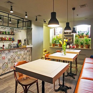 Новое место (Киев): Ресторан «Онегин» — Місто на The Village Україна