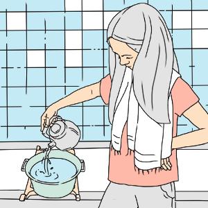 Есть вопрос: Для чего летом отключают горячую воду? — Є питання на The Village Україна