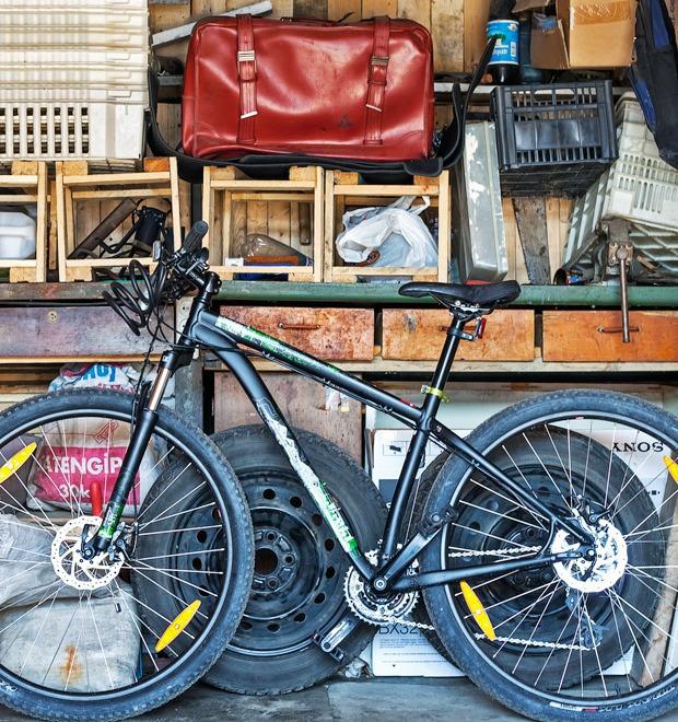 Сделай хлам: Что горожане хранят в гаражах