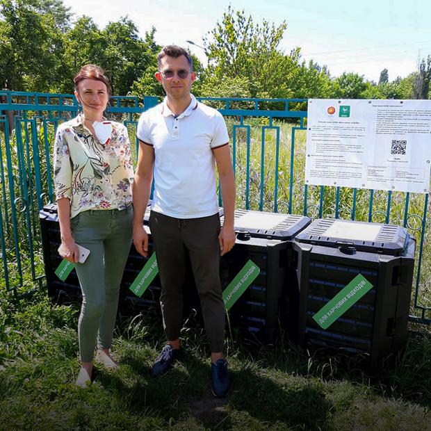 Ми встановили компостери для органічного сміття в трьох ЖК. Ось що з цього вийшло  — Еко на The Village Україна