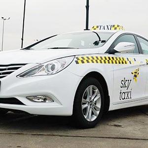 Специальная служба такси будет возить пассажиров от Борисполя до Киева — Ситуація на The Village Україна