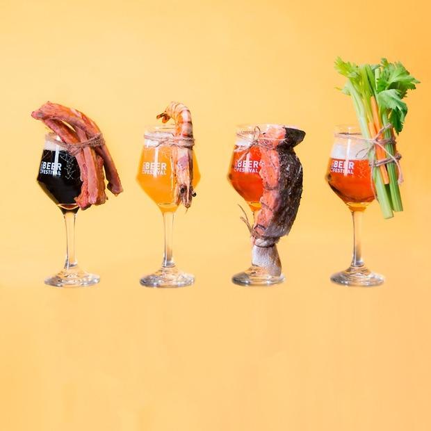 7 видів крафтового пива, які варто спробувати на Kyiv Beer Festival — Гід The Village на The Village Україна