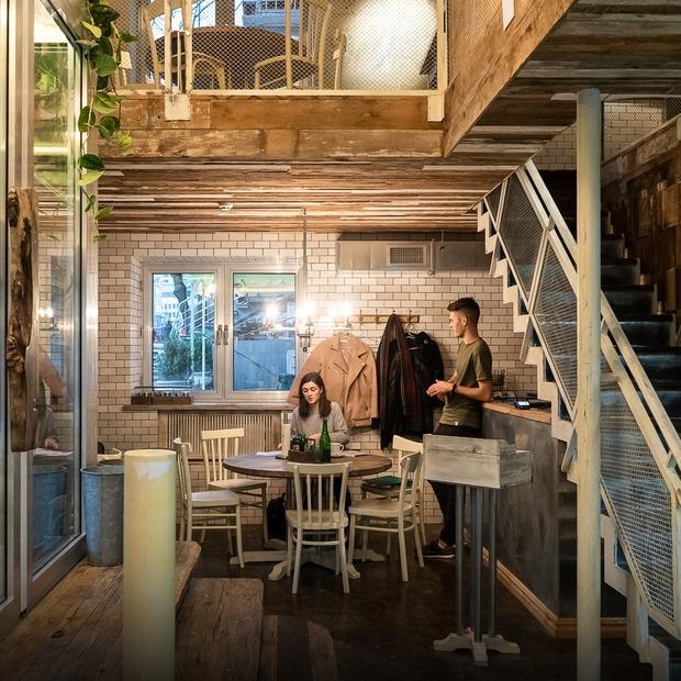 Рибний ресторан Fishkultura на Мечникова від власників Mimosa Brooklyn Pizza — Нове місце на The Village Україна