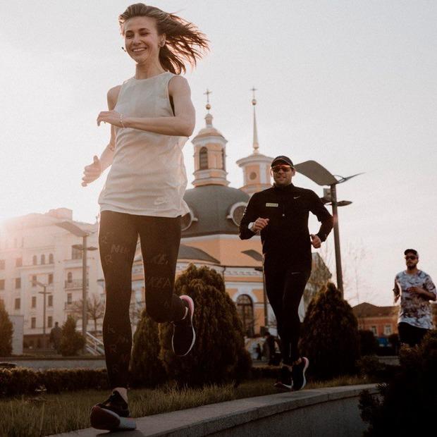 Київські бігуни — Люди в місті на The Village Україна
