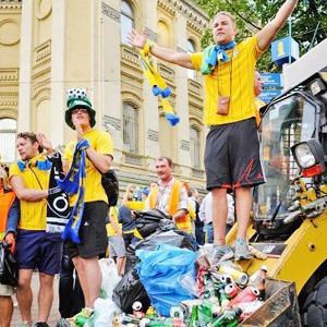 Вся правда: Отчёты европейских блогеров о Евро-2012 в Киеве — Євро-2012 на The Village Україна