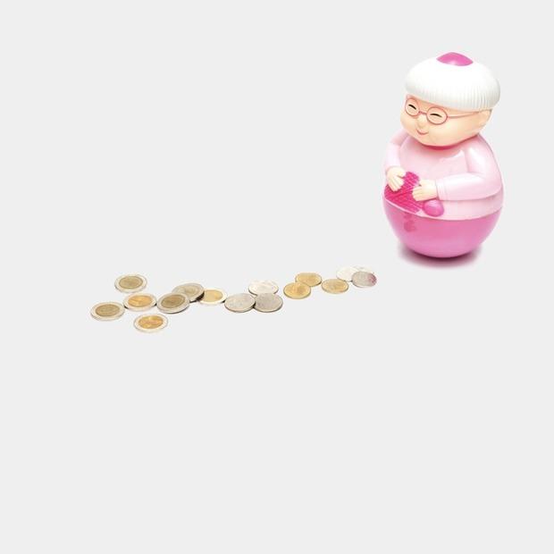 Мені 30 років, у мене буде пенсія 2000 гривень. Що з цим можна зробити