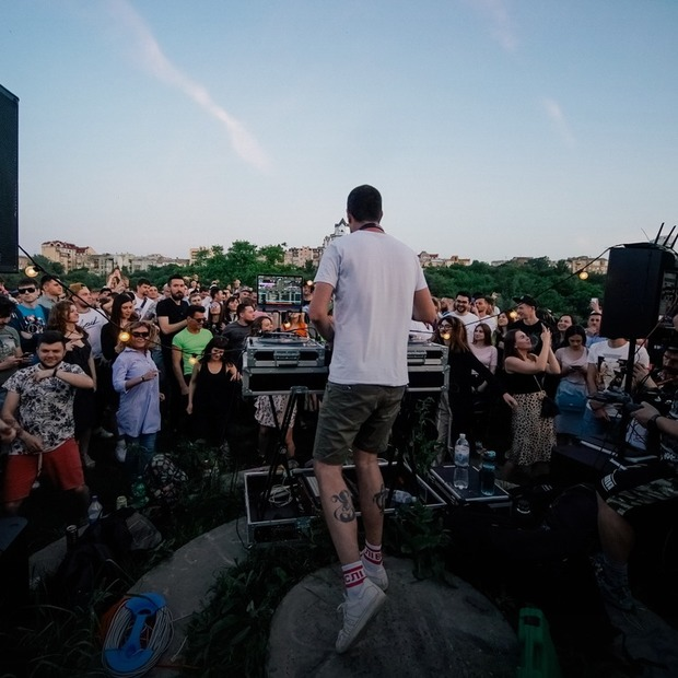 День Вуличної Музики: як це було  — Фоторепортаж на The Village Україна