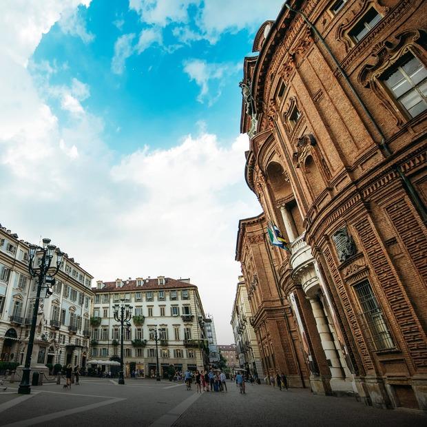 Турин: класична Італія, але без натовпу туристів