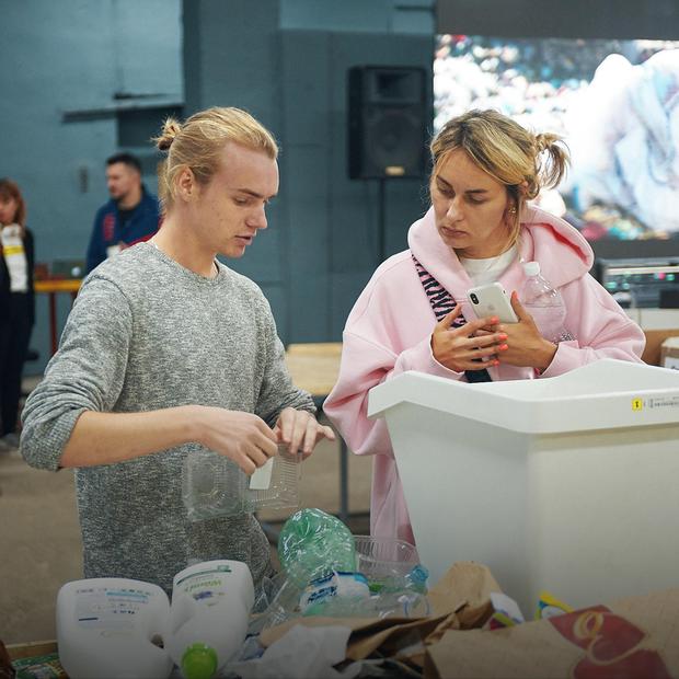 Сортую/намагаюсь/не сортую: гості станції No Waste про сміття  — Місто на The Village Україна